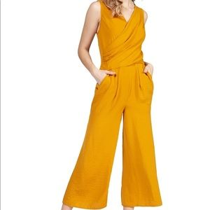 Dex Wide-leg Jumpsuit